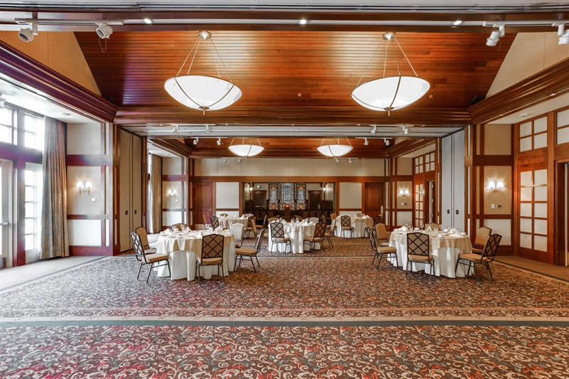banquet area at beechwood hotel in worcester ma