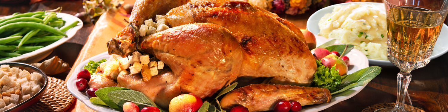 Enjoy a festive and savory SONOMA Thanksgiving at home with your loved ones