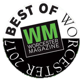 voted best wedding venue by worcester magazine